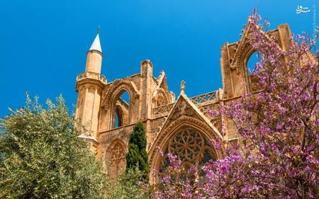 21. مسجد مصطفی پاشا در قبرس