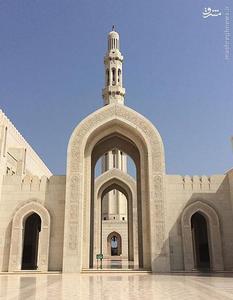19. مسجد سلطان قابوس در عمان