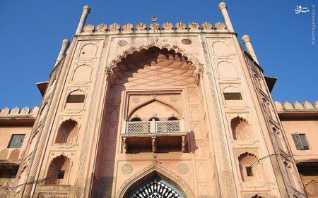 16. تاج المساجد در شهر بوپال هند