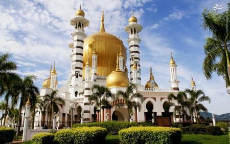 11. مسجد عبودیه در مالزی