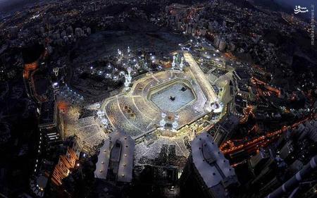 9. مسجدالحرام در مکه