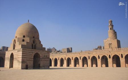 6. مسجد ابن طولون در قاهره
