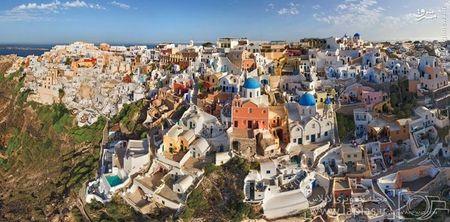سانتورینی در یونان