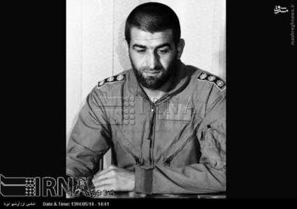 عکس/ به مناسبت سالروز شهادت سرلشگر خلبان عباس بابایی