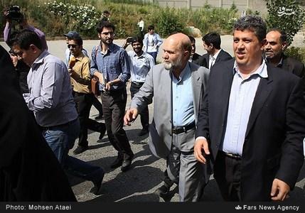 مهدی هاشمی و علیزاده طباطبایی