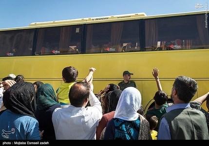 انتقال ۹۵ زندانی ایرانی از کردستان عراق به کشور