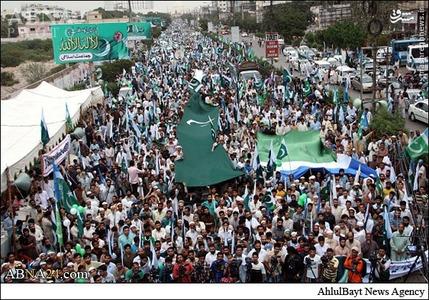 جنبوجوش پاکستانیها در آستانه سالروز استقلال