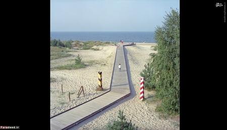 آلمان سمت چپ و لهستان سمت راست (2012) – پیمان شنگن در سال 1985 منعقد شد و 10 سال بعد نیز منطقه شنگن ایجاد شد