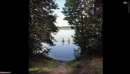 دریاچه بالاندیس در مرز لهستان و لیتوانی (2010) – مرز این دو کشور از سال 1939 تغییر نکرده است، گرچه لیتوانی بین سالهای 1940 تا 1990 به اشغال شوروی درآمده بود و «جمهوری سوسیالیستی لیتوانی شوروی» نامیده میشد