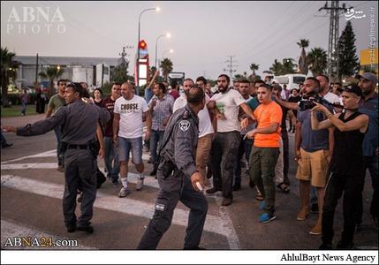 پلیس رژیم صهیونیستی شامگاه یکشنبه به شرکت کنندگان در تظاهرات همبستگی با اسیر «محمد علان» که بر اثر اعتصاب غذای دو ماهه به کما رفته است در مقابل بیمارستان برزلای حمله کرده و اقدام به سرکوب آنان کرد