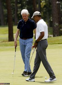 باراک اوباما رییس جمهور آمریکا که از هفته گذشته تعطیلات تابستانی را با سفر به جزیره