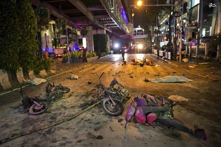 انفجار خونین تروریستی در تایلند