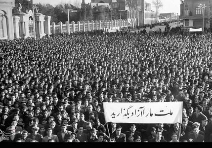 عکس تاریخی از کودتای ۲۸ مرداد