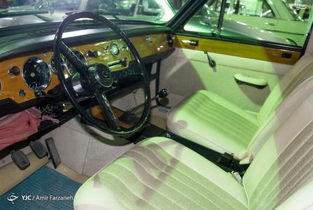عکس/ نمایشگاه خودروهای کلاسیک