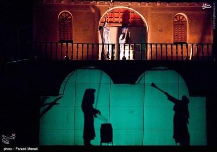 resized 1192537 692 عکس/ هشتمین اجرای نمایش فصل شیدایی در کرمانشاه