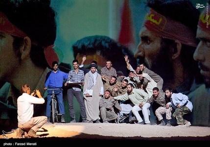 resized 1192539 344 عکس/ هشتمین اجرای نمایش فصل شیدایی در کرمانشاه