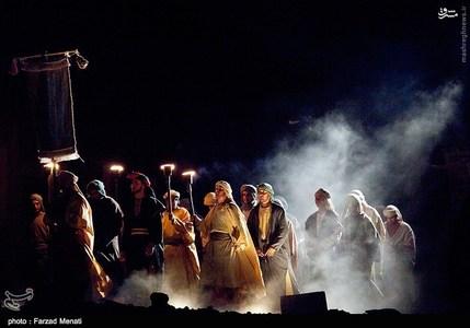 resized 1192540 260 عکس/ هشتمین اجرای نمایش فصل شیدایی در کرمانشاه