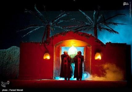 resized 1192542 620 عکس/ هشتمین اجرای نمایش فصل شیدایی در کرمانشاه
