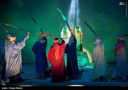 resized 1192545 762 عکس/ هشتمین اجرای نمایش فصل شیدایی در کرمانشاه