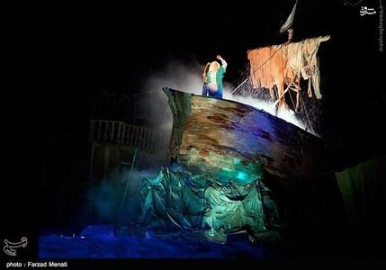 resized 1192547 855 عکس/ هشتمین اجرای نمایش فصل شیدایی در کرمانشاه