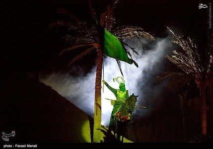 resized 1192548 193 عکس/ هشتمین اجرای نمایش فصل شیدایی در کرمانشاه