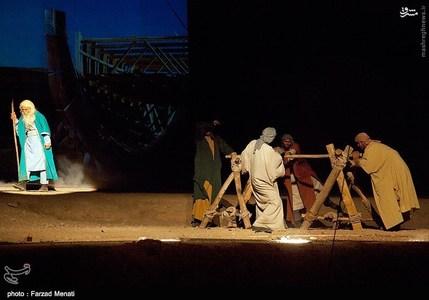 resized 1192553 610 عکس/ هشتمین اجرای نمایش فصل شیدایی در کرمانشاه