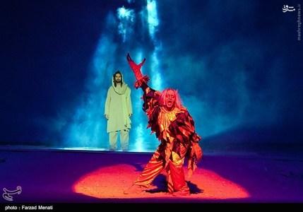 resized 1192556 593 عکس/ هشتمین اجرای نمایش فصل شیدایی در کرمانشاه