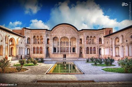 ایرانی ها در خانههای گلی و مخروبه زندگی میکنند نمونه اش خانه طباطبائیها در کاشان که رفتن به آن روز شما را خراب میکند!