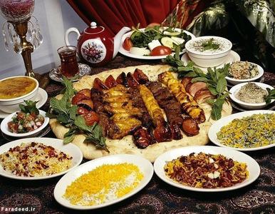 غذاهای ایرانی که خیلی ناخوش آیند است! هیچ وقت به غذای ایرانی دست نزنید!