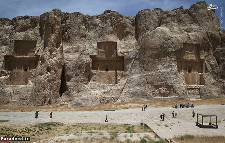 در ایران هیچ بنای باستانی پیدا نمیکنید! به هر حال در هر کشوری دست کم یک امپراتوری هخامنشی وجود دارد که قدمتش 6 قرن باشد!