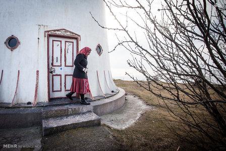 عکس/ جزیره زنان در ایسلند