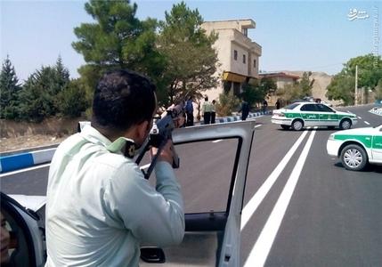 حوادث تهران اشرار مسلح اشرار تهران اراذل و اوباش تهران اخبار تهران