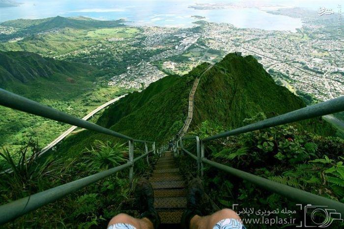 پلکان هایکو، هاوایی