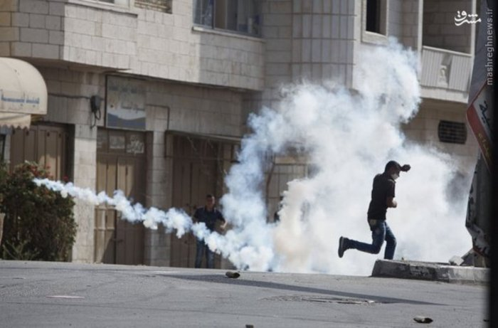 اعتراض فلسطینی ها به احداث شهرک ها در شهر بیت المقدس
