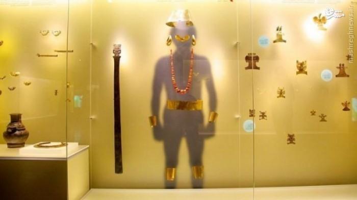 موزه طلای بوگوتا
