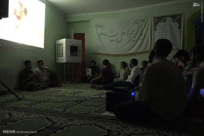 عکس/اردوی جهادی موسسه خیریه کریم اهل بیت(ع)