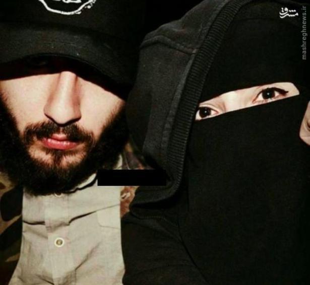سلفی زوج داعشی