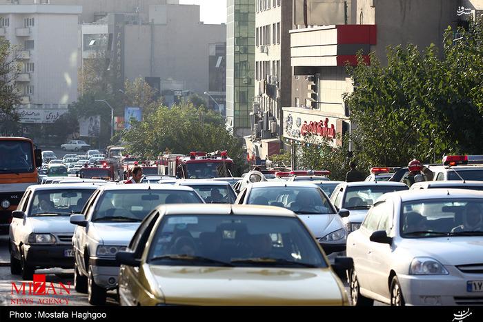 حوادث تهران اخبار تهران