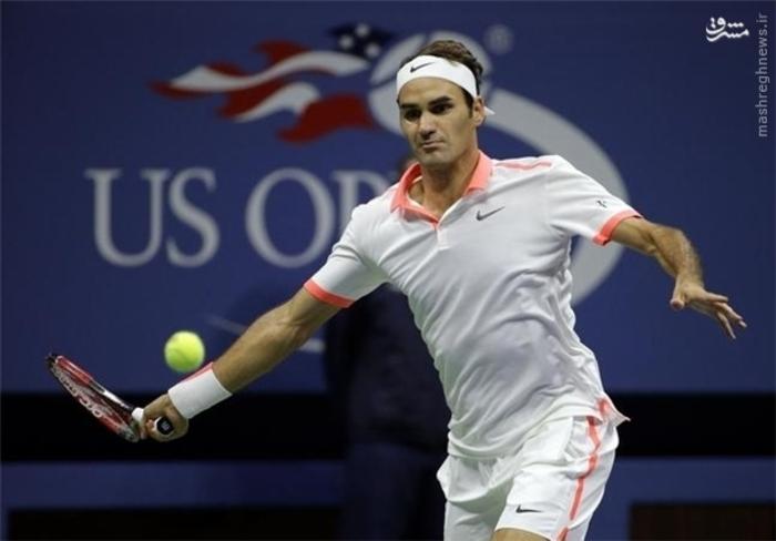 6- راجر فدرر (تنیس) درآمد: 455 میلیون دلار