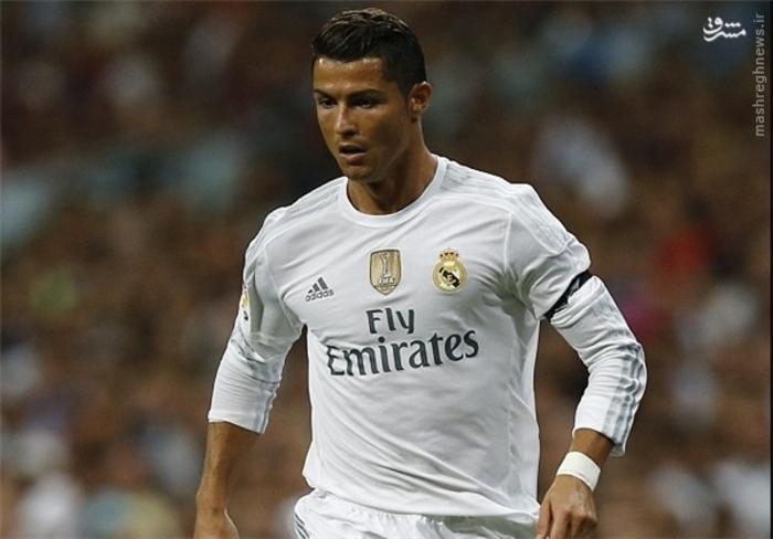 9- کریستیانو رونالدو (فوتبال) درآمد: 407 میلیون دلار