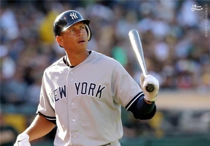 11- آلکس رودیگز (بیسبال) درآمد: 291 میلیون دلار