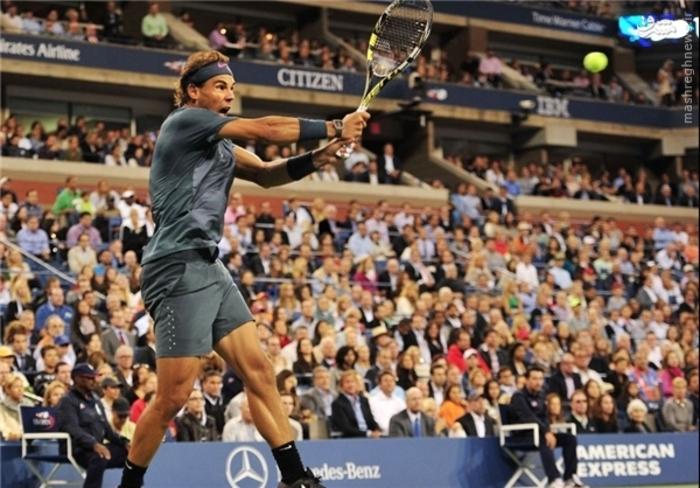 17- رافائل نادال ( تنیس) درآمد: 253 میلیون دلار