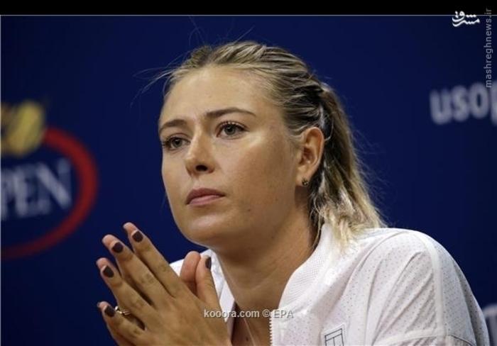 18- ماریا شاراپووا (تنیس) درآمد: 250 میلیون دلار