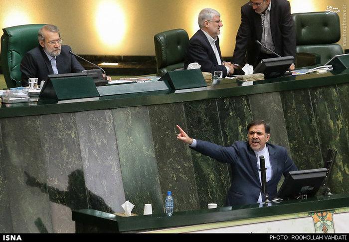 جلسه استیضاح آخوندی، وزیر راه و شهرسازی