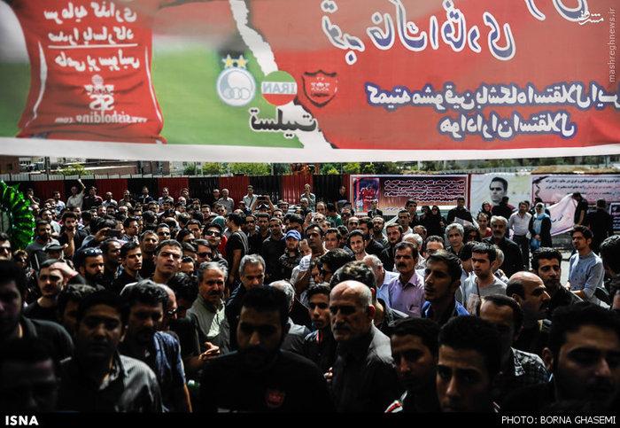 ختم مرحوم هادی نوروزی در تهران