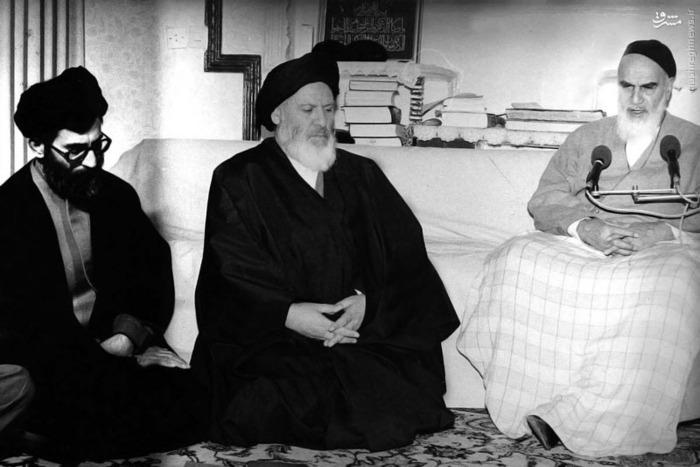 سالگرد انتخاب حضرت آیتالله خامنهای به ریاست جمهوری در ۱۲ مهر ۱۳۶۰