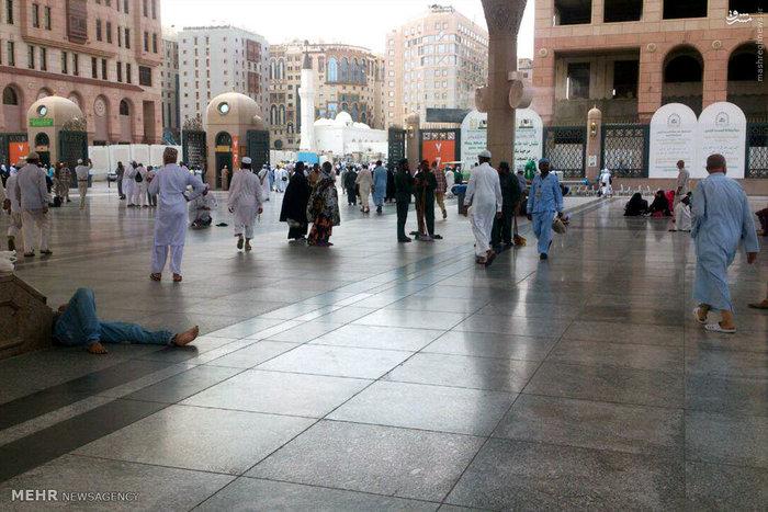 زائران بیت الله الحرام