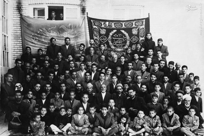 هیات سقاهای حسینی - استان مرکزی, اراک - فرستنده : محمود خدابخشی