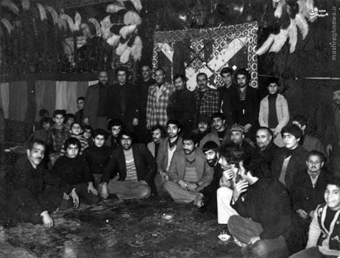 هیات حضرت علی اصغر (ع) - تهران  - فرستنده : سید محمد جواد ذریه زهرا