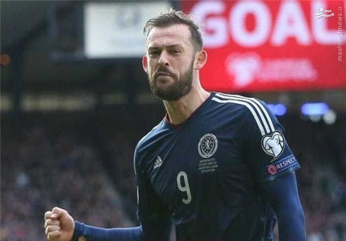 9-استیون فلچر، اسکاتلند، 7 گل زده